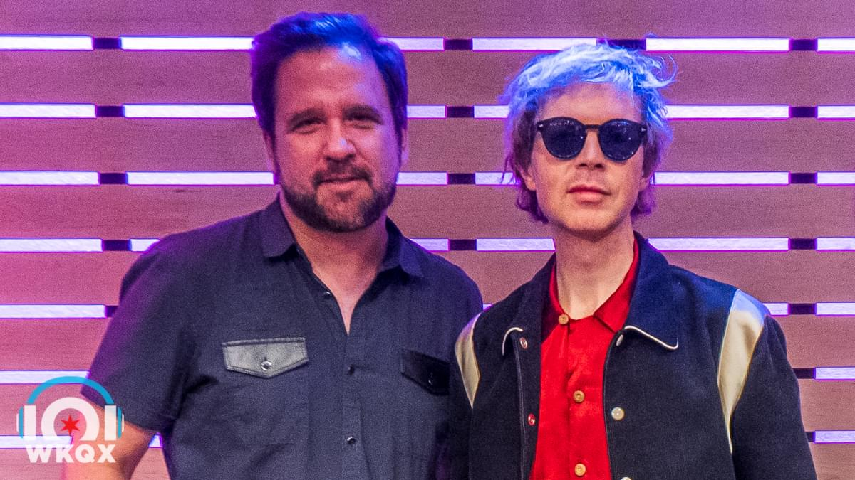 Beck — Meet and Greet — The Lounge