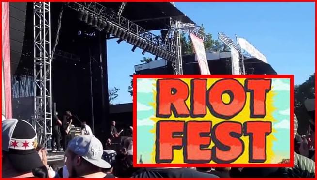 Top 10 Riot Fest performances while we wait for 2021