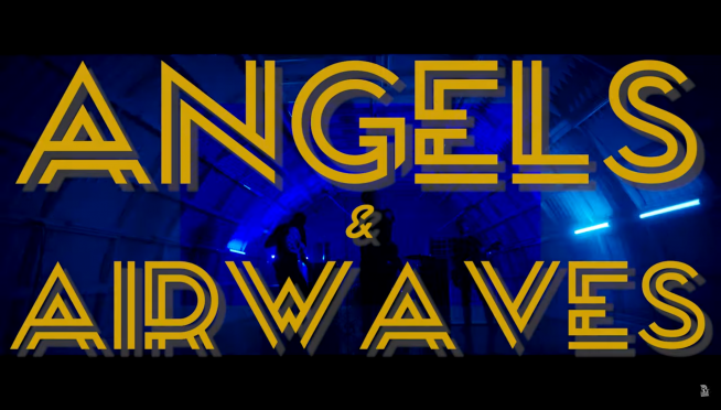 "Check out the new music video from Angels & Airwaves for ""Rebel Girl."""