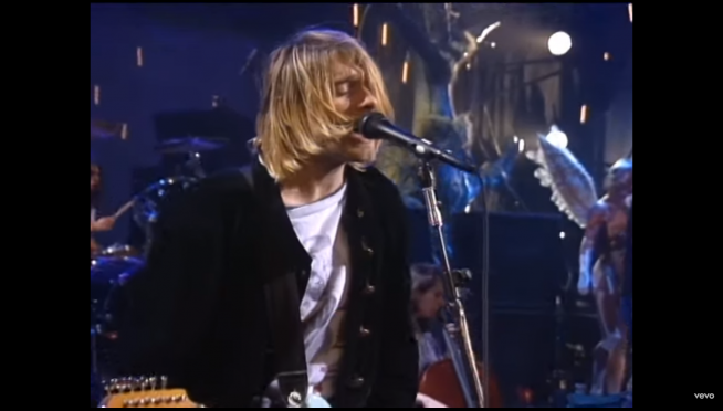 "Nirvana makes ""Live and Loud"" available — YouTube, vinyl, & streaming."