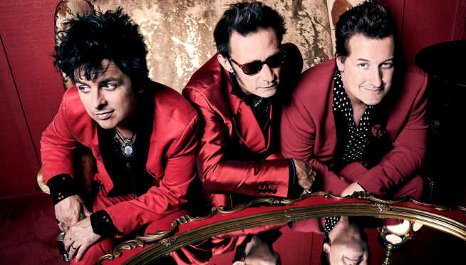 Green Day previews new song, new tour with Weezer & Fall Out Boy in L.A.