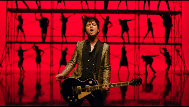 On the 15th anniversary of American Idiot, Green Day drops latest music video.