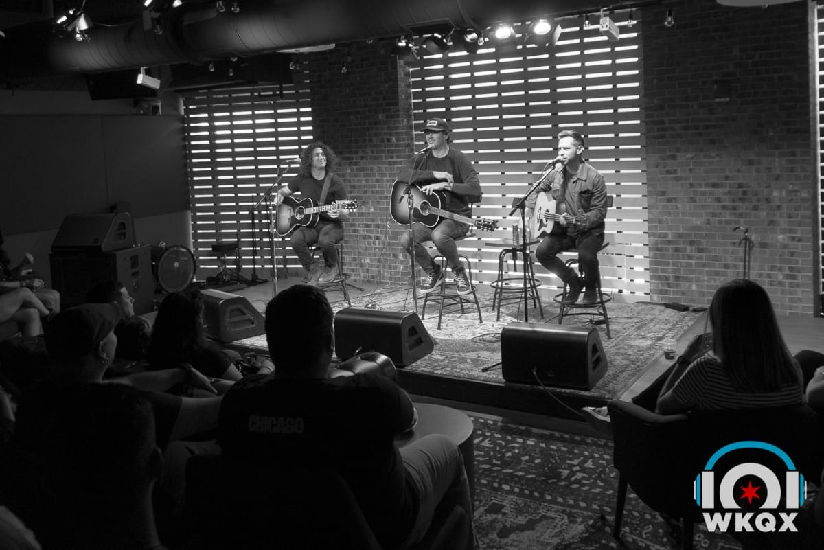 20190919 Angels and Airwaves The Lounge WKQX-3