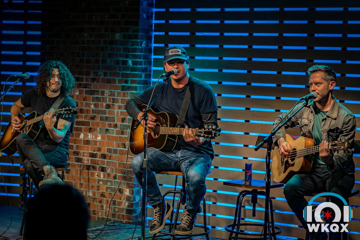 20190919 Angels and Airwaves The Lounge WKQX-5
