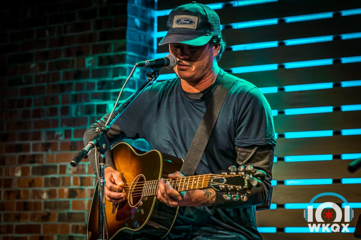 20190919 Angels and Airwaves The Lounge WKQX-7