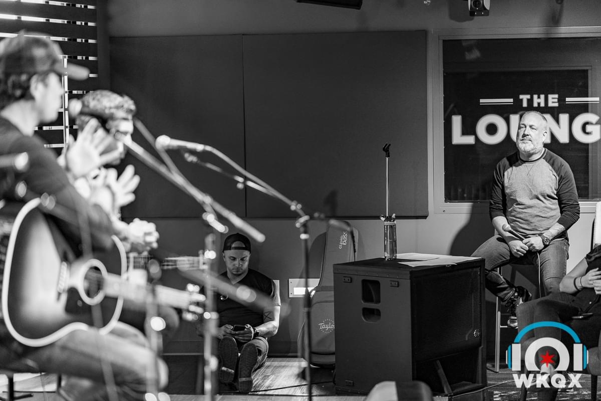 20190919 Angels and Airwaves The Lounge WKQX-14