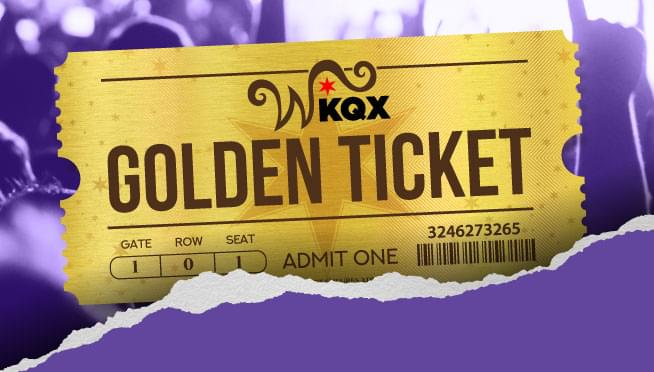 Last day to qualify for WKQX Golden Ticket
