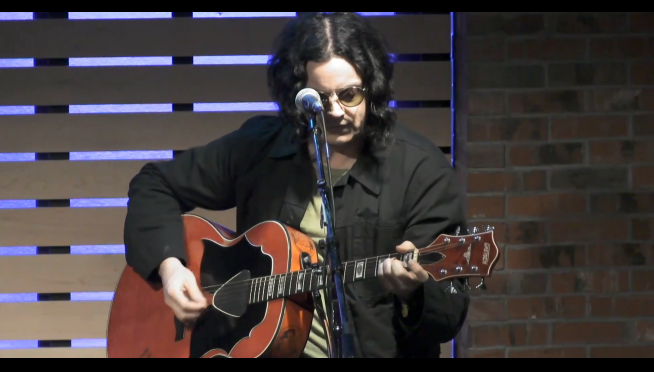 "Move over, Snoop. Jack White has been hosting his own ""Nature Tips."""