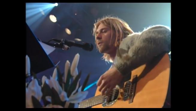Watch uncut video of Nirvana's 'MTV Unplugged'