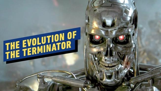 A look at Terminator's look over the years