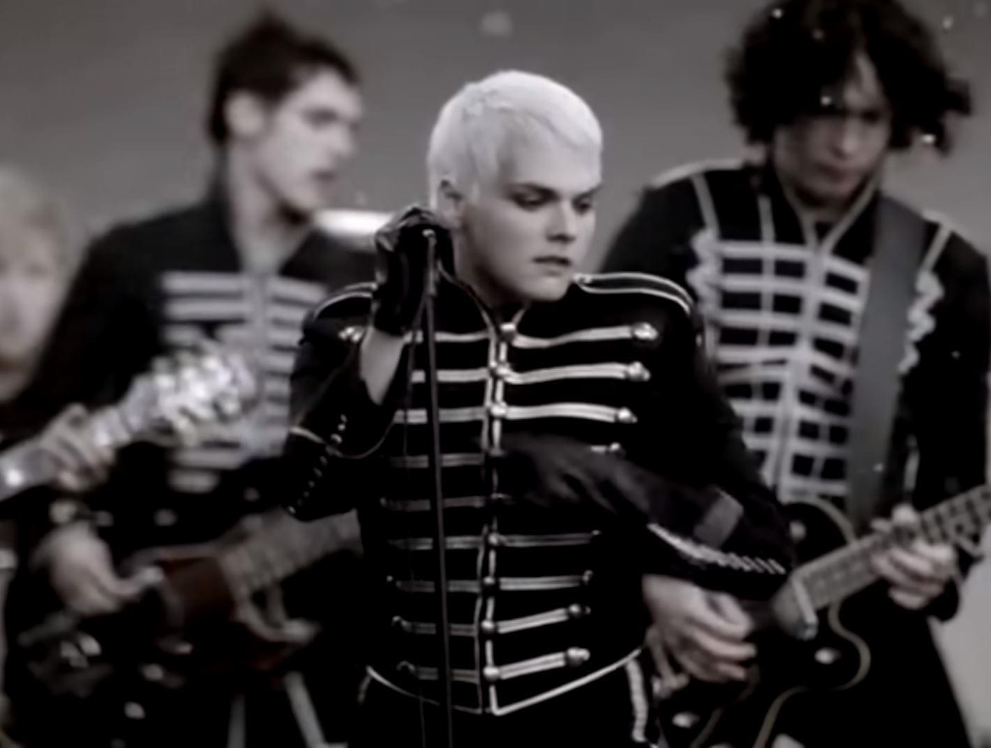 Hit the G Note!  My Chemical Romance is BACK