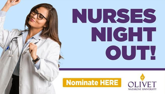 Nominate Your Favorite Nurse for Two VIP Passes to The Nights We Stole Christmas!