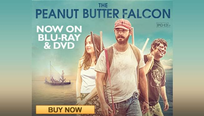 Enter to win your copy of The Peanut Butter Falcon!