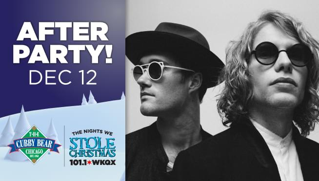 12/12/19 – TNWSC After Party with Bob Moses