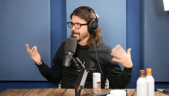 Dave Grohl does not care if the Foo Fighters are 'cool'