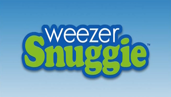 Hey, do you remember the Weezer Snuggie?