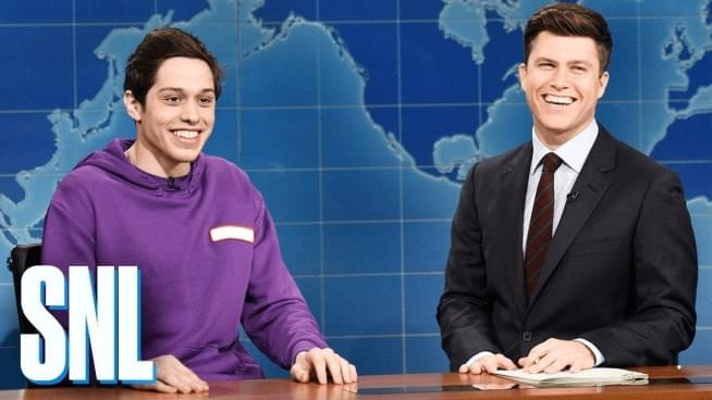 Pete Davidson has fans sign non-disclosure agreements before shows