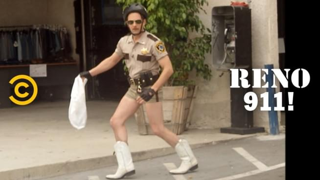 Reno 911 is coming back!