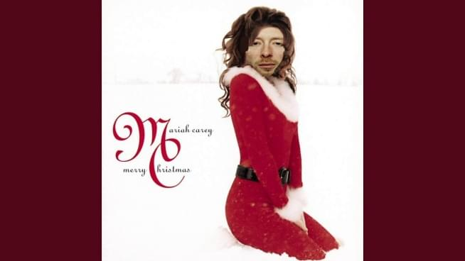 Listen to Radiohead & Mariah Carey Christmas monster mashup