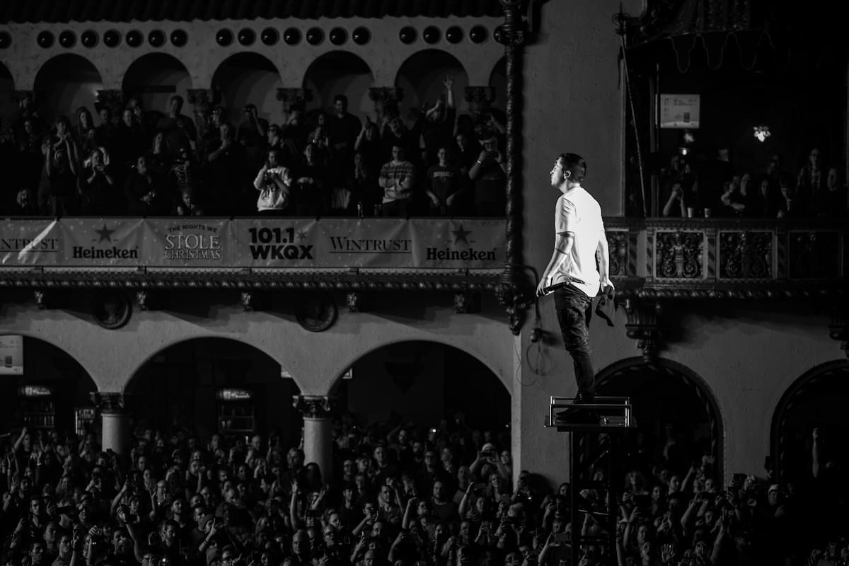 "Tyler Joseph's ""Christmas Party"" live-stream set for December 8th"