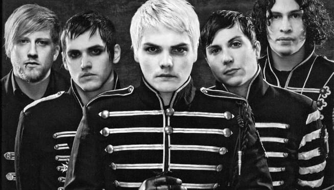 Fans freak out outside My Chemical Romance reunion show