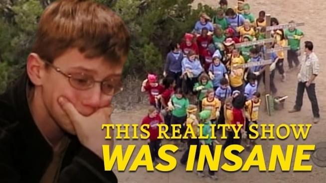 Best worst reality show: Remembering 'Kid Nation'