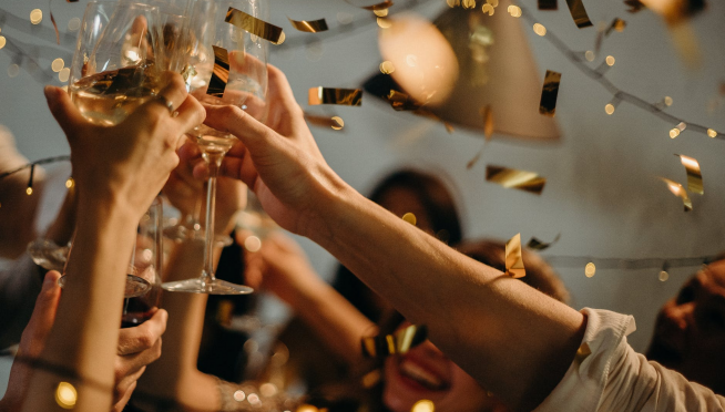 Man demands refund after family shares hotel with NYE swingers' party.
