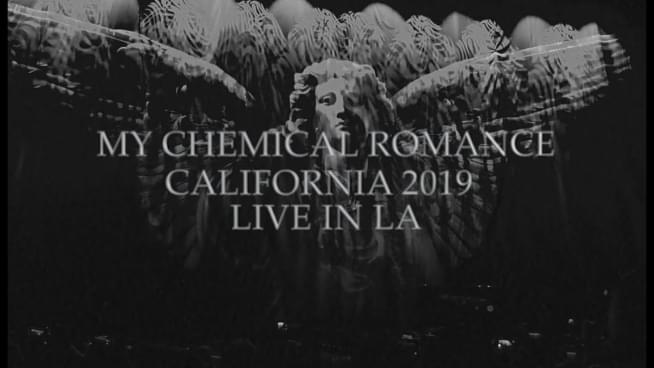 Watch My Chemical Romance reunion show: Fan-produced video of the full show