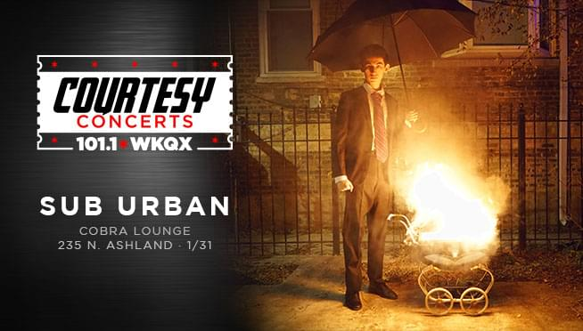 1/31/20 – Courtesty Concert with Sub Urban