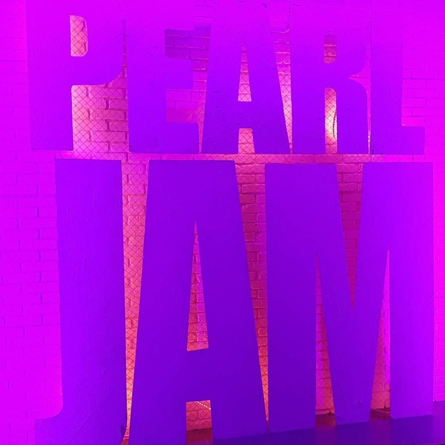 "Listen to Pearl Jam's new tune ""Superblood Wolfmoon"""
