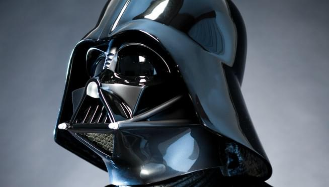 Watch Darth Vader voiced by Senfeld's Frank Constanza