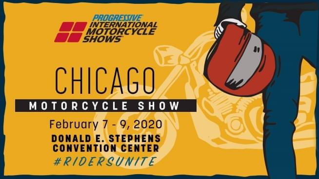2/7/20 – 2/9/20 – Progressive International Motorcycle Show