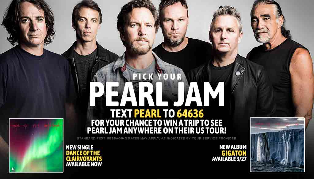 Pick Your Pearl Jam