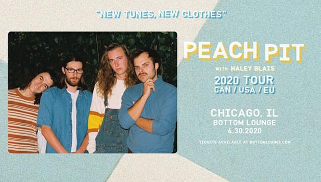 4/30/20 – Peach Pit
