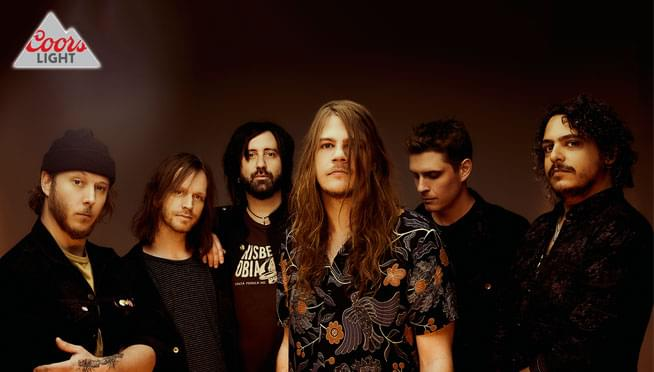 2/25/20 – The Glorious Sons in The Lounge