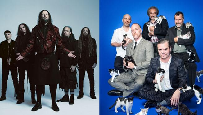 9/15/20 – Korn & Faith No More