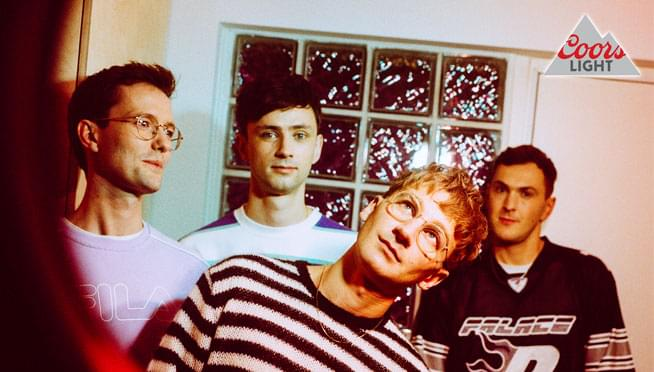 3/3/20 – Glass Animals in The Lounge