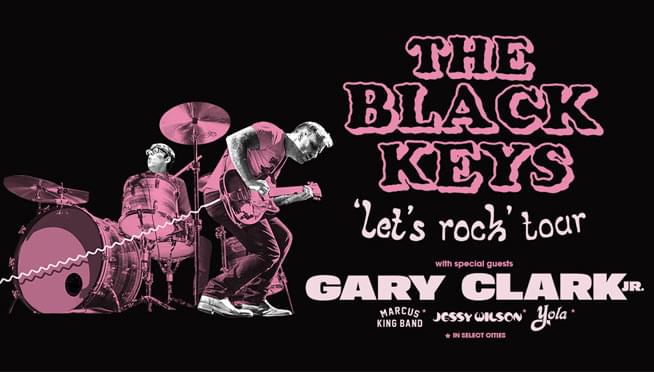 Enter to win tickets to see The Black Keys!