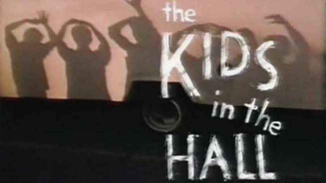 Kids in the Hall are coming back