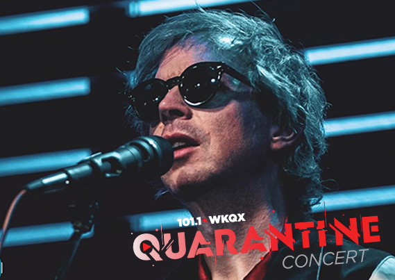 Watch Beck Quarantine Concert in the Lounge