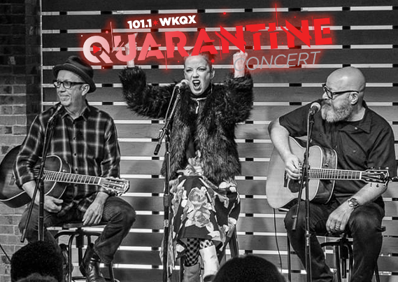 Watch Quarantine Concert with Garbage in the Lounge