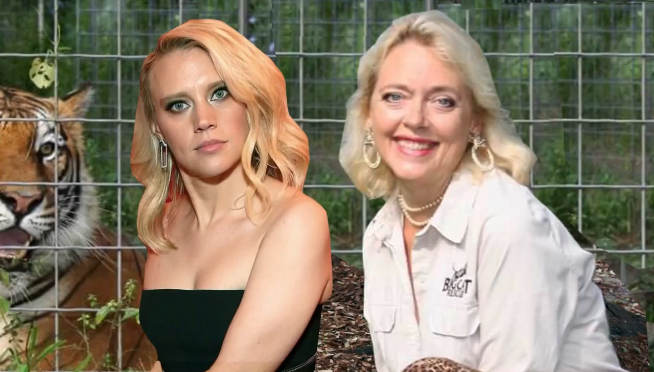 SNL's Kate McKinnon set to play Carol Baskin in 'Tiger King' TV Series