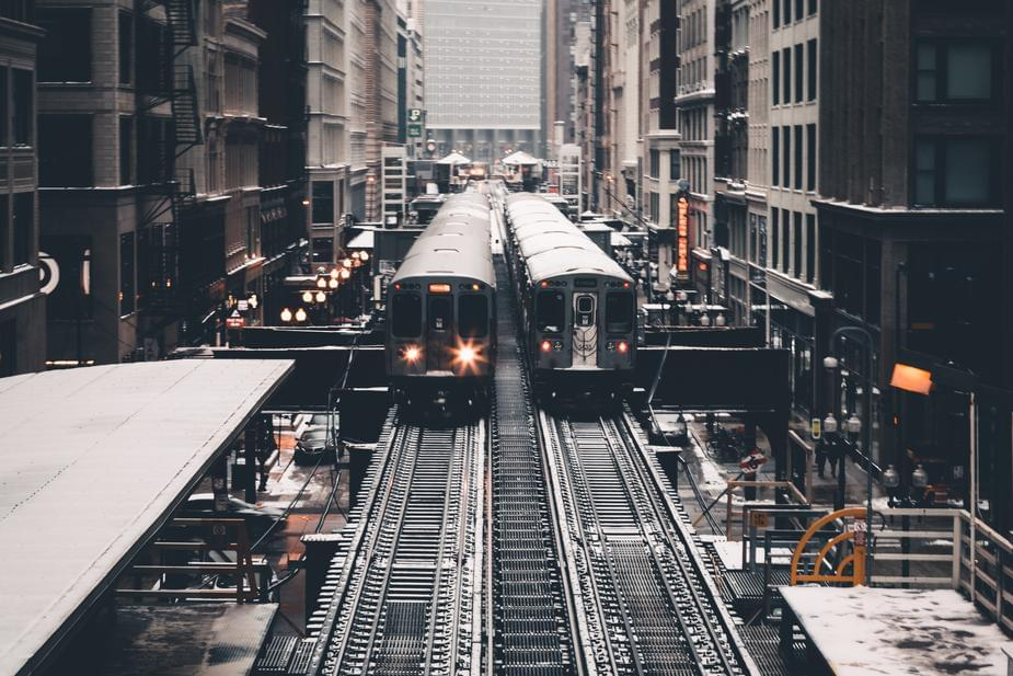 Is social distancing working in Chicago?