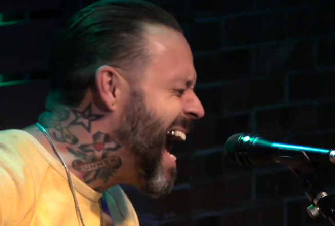 Watch Quarantine Concert with Blue October in the Lounge