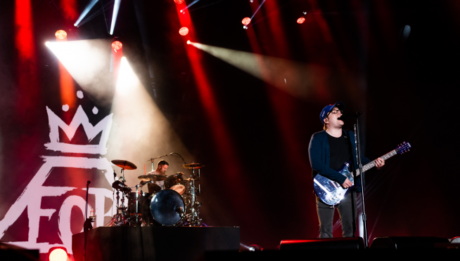 Fall Out Boy donate $100K to Chicago Coronavirus Response Fund