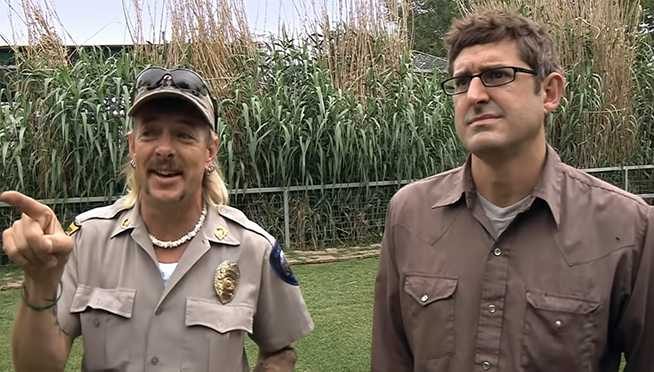 """Want more Joe Exotic?  Consider this Netflix """"prequel"""" of sorts on the Tiger King."""