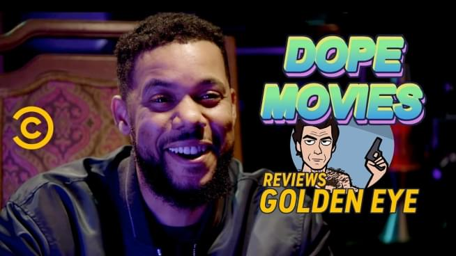 GoldenHIGH: Watch a very 420 review of James Bond