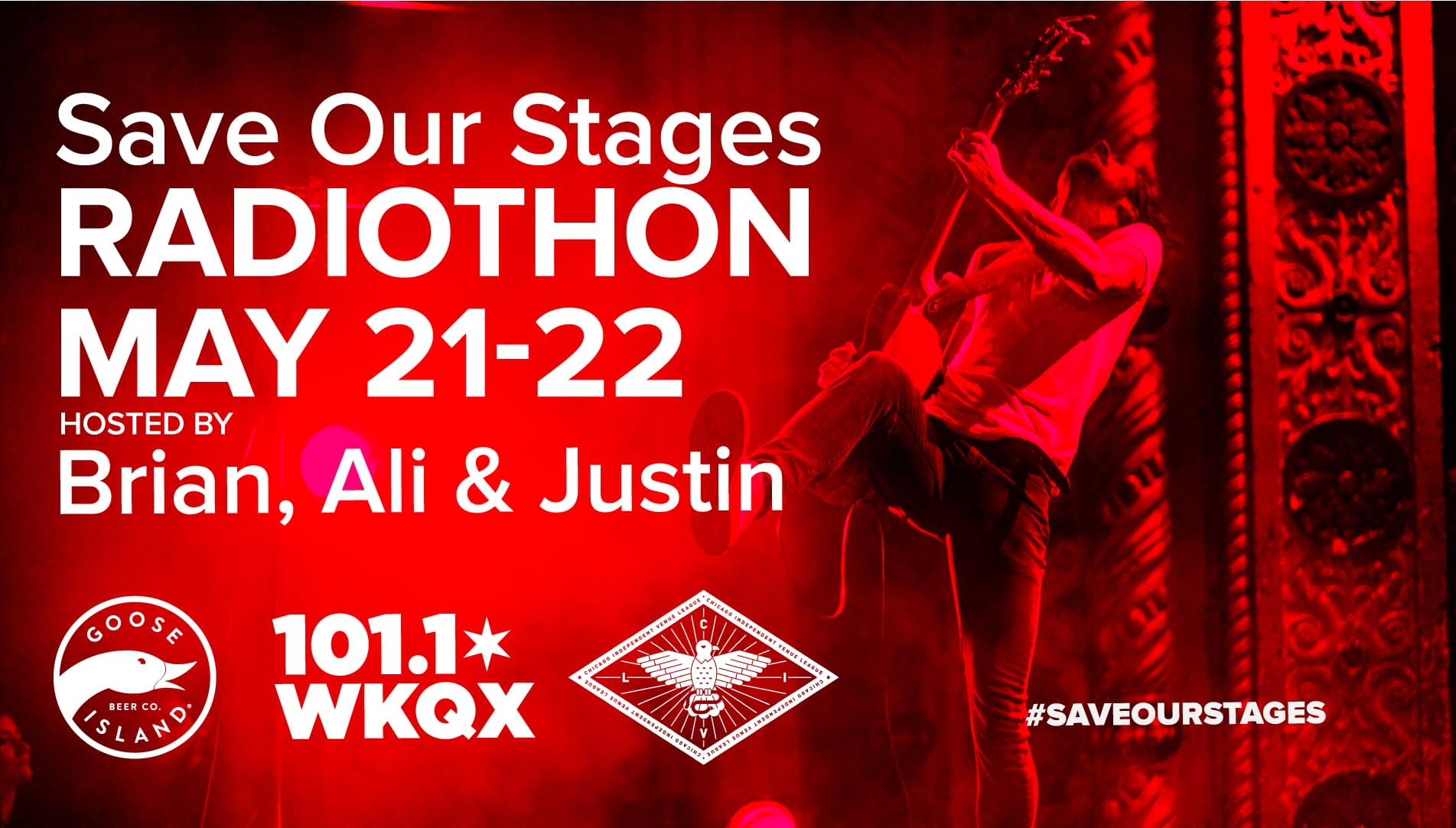 There is still time to help #SaveOurStages !!!