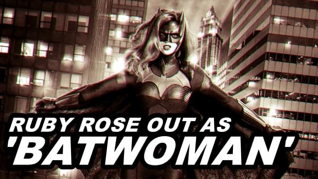 The CW's 'Batwoman' loses Ruby Rose