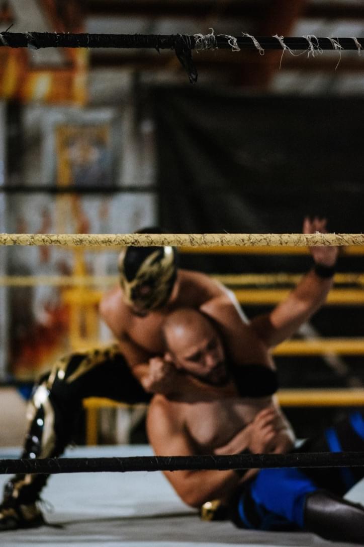 Former WWE star Shad Gaspard found dead on Venice Beach
